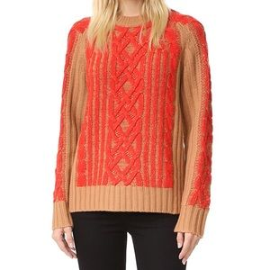NWT- RAG & BONE Lorraine Sweater 100% Merino Wool